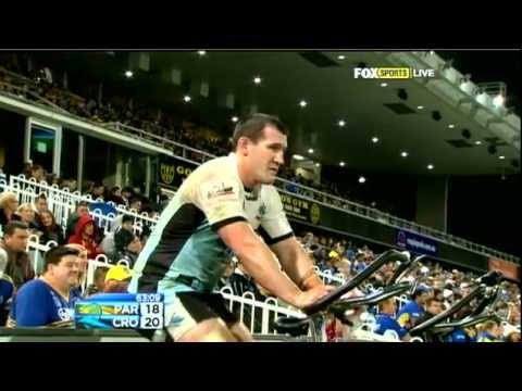 Top Player 2012 - #10 Paul Gallen