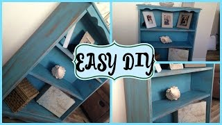 FIRST TIME ANTIQUING WITH CHALK PAINT | NEW OBESSION !!