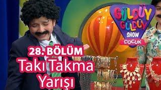 Güldüy Güldüy Show Çocuk 28. Bölüm Takı Takma Yarışı