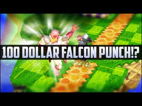 Armada hits a Falcon Punch for a 100 dollars! & 33 items stock match!