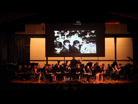 Brainerd High School Wind Symphony- Godzilla Eats Las Vegas! 2013