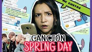 Download Lagu Broma a mi MEJOR AMIGO con canción de BTS || Spring Day || Akira Lau Gratis STAFABAND