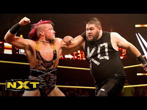 Solomon Crowe vs. Kevin Owens: WWE NXT, May 27, 2015