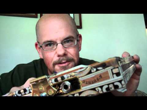 Cigar Box Guitar Construction Video