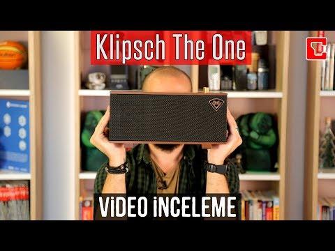 Klipsch The One İncelemesi - Bluetooth Hoparlör