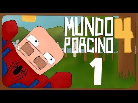 VUELVEN LAS AVENTURAS  EP.1  MUNDO PORCINO TEMP.4