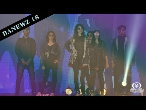 Novel Designs | Banewz 18 | Fashion Show | Fashion Tech | BIT Sathy