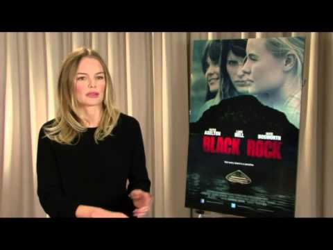 Black Rock Interview - Kate Bosworth