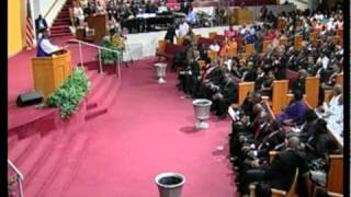 Bishop Rudolph McKissick Jr. Worship 'I Want To Say Thank You'