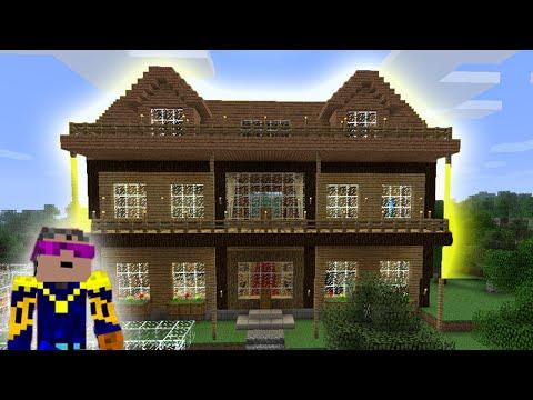 Как КОПИРОВАТЬ ДОМА в Minecraft   Майнкрафт ЛАЙФХАК 09 GeronCraft