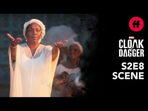 Marvel's Cloak & Dagger Season 2, Episode 8   Evita's Voodon Wedding   Freeform