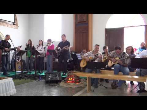 Ato Penitencial - Missa Sertaneja Paróquia Santa Margarida, Curitiba-pr video