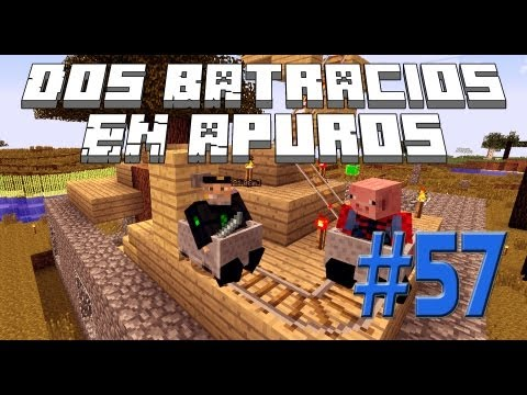 Misión DIAMANTE!! | DOS BATRACIOS EN APUROS - MODS Server | EP.57