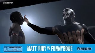 Urban Legends: Matt Fury vs Funnybone