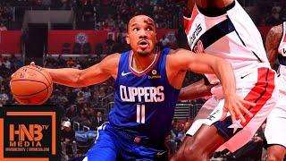 LA Clippers vs Washington Wizards Full Game Highlights   10.28.2018, NBA Season