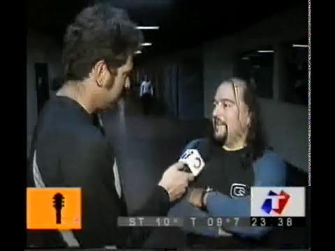 Entrevista por Bebe Contepomi a Chizzo,Tete y Tanque River 2004