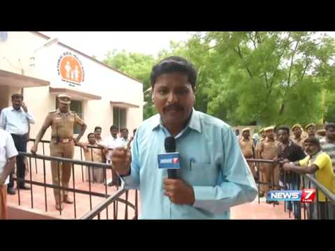 8 people killed in fire accident at Sivakasi cracker godown : reporter update | News7 Tamil