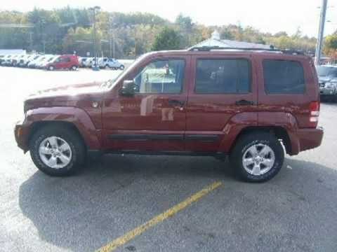 2009 Jeep Liberty  Concord  Manchester  Boston