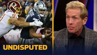 Skip Bayless breaks down why the Cowboys should win against the Redskins | NFL | UNDISPUTED