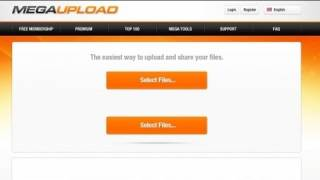 Megaupload hackers lash back