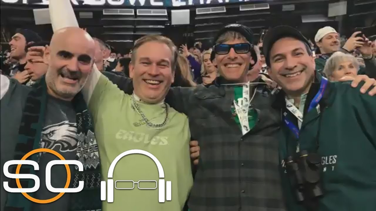 Super Bowl win means so much to lifelong Philadelphia Eagles fans | SC with SVP | ESPN