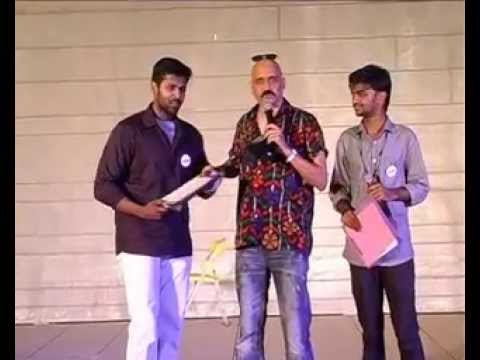 Cognizant Connectz Tamil actors Mimicry Finale performance
