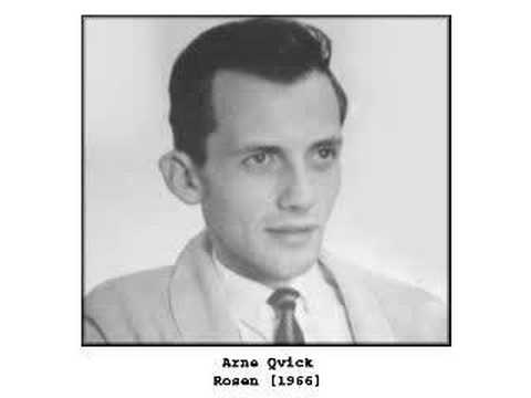 Arne Qvick - Rosen [1966]