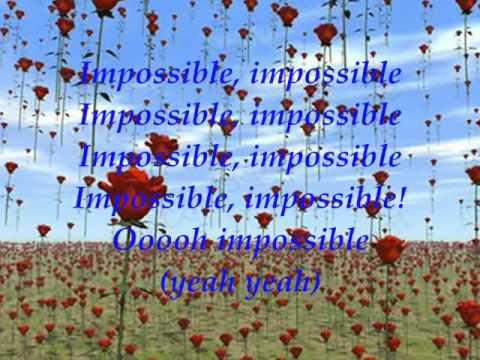 Impossible -With Lyrics - Shontelle