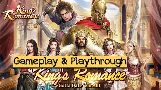 King's Romance (by 37Games.Asia) - Android / iOS Gameplay