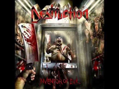 Destruction - The Alliance Of Hellhoundz (Schmier Only)