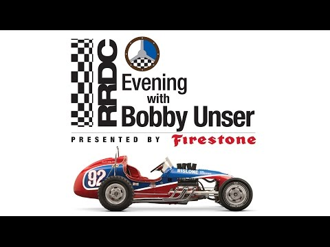 2015 RRDC Evening with Bobby Unser (UNCENSORED)