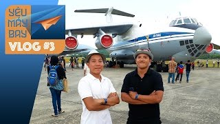 VLOG #3: Triển lãm hàng không Langkawi LIMA 2017 | Yêu Máy Bay
