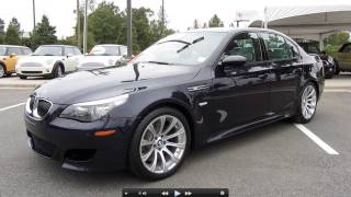 2008 BMW M5 Start Up, Exhaust, and In Depth Tour