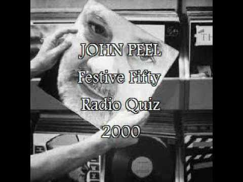 John Peel's Festive Fifty Radio Quiz