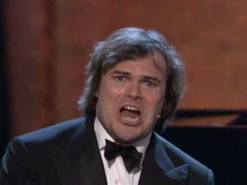 Jack Black, Will Ferrell, John C. Reilly sing at the Oscars