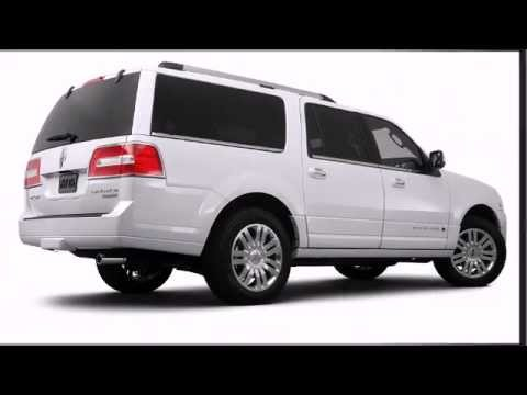 2012 Lincoln Navigator Video