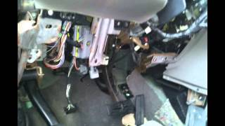How to take out your BCM 2001 -  2007 Chrysler Minivans