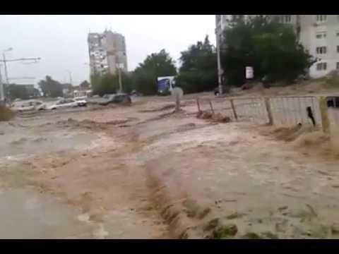 Наводнението във Варна
