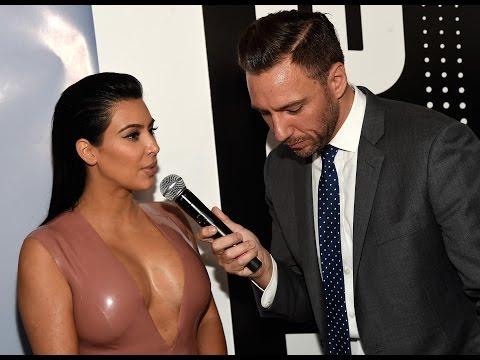 Kim Kardashian Interview w/ Trey Morgan