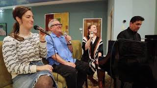 Mark Lowry Something Beautiful Featuring Vonnie Lopez Taylor Ewing Trahan And Mark