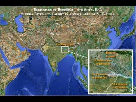 Bhante Anandajoti: 4. The Spread of Buddhist Civilisation through Asia