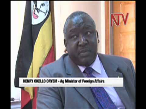 UN leaked report: Uganda delegation returns from the UN