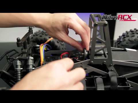 Changing the Spur Gear on an Exceed RC Mad Beast