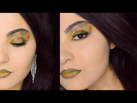 No Makeup Makeup Look  Camouflage Makeup Art  Delia Ahmed