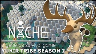 When The Trickster & Snow Gods Meet... • Niche: Yukir Snows - Season 2: Episode #17
