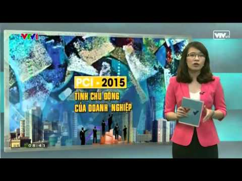 PCI 2015 - Tính chủ động của doanh nghiệp
