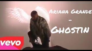 Ghostin Music Video - Ariana Grande (Tribute to Mac Miller)