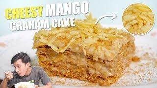 CHEESY Mango Graham Cake Recipe