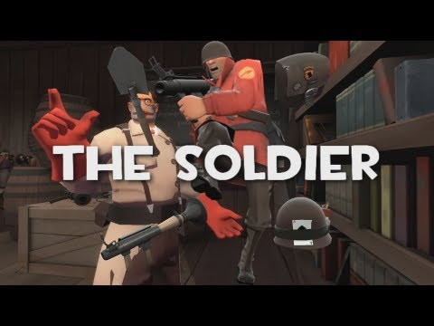 TF2 Review : The Soldier