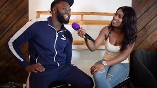 Interview with CADET || @Callmecadet @Letoyabrown_